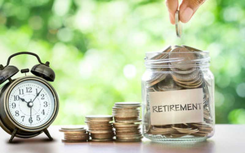 retirement planning considerations savings professional financial advice